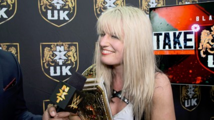 """Toni Storm wants the NXT UK Women's division to """"step it up"""": WWE.com Exclusive, Jan. 12, 2019"""
