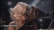 Lady Gaga-you and I live grammy nominations 2012