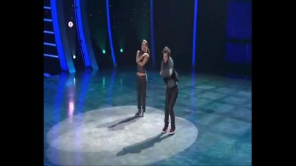 Ashleigh & Jakob - Whatcha say (hip - hop routine)(so you think you can dance S06)