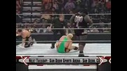 Ecw Triple Threat Match - Evan Bourne Vs Finlay Vs Mark Henry