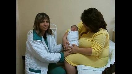 първото бебе на Харманли за 2010