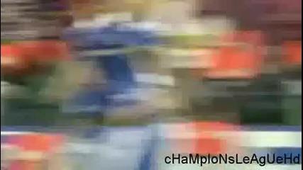 гол на Андрес Иниеста срещу челси (high quality)