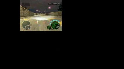 700 Km/h Nfs 2 Най - Бързата Кола :d