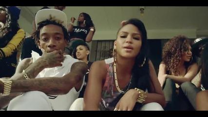 Cassie - Paradise feat. Wiz Khalifa ( Oficialno Video )*превод*