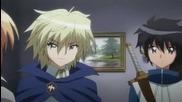 Zero no Tsukaima ll Futatsuki no Kishi [*bg Sub*] - 3 епизод