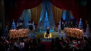 (hd) Mariah Carey - Oh Holy Night (live Abc Christmas Special 2010)