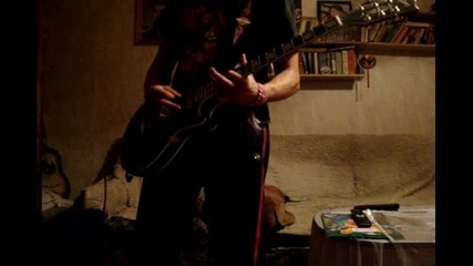Metallica - Struggle Within solo cover by Remuskin