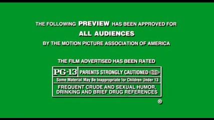 8 Щури Нощи - Трейлър - анимация (2002) Adam Sandler in Eight Crazy Nights - Trailer