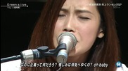 Yui Downs - Green a.live [hdtv - Music Station 14.10.2011]