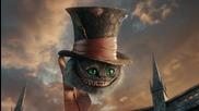 [2/2] Джони Деп в: Алиса в страната на чудесата - Бг Аудио (2010) Alice in wonderland Walt Disney hd