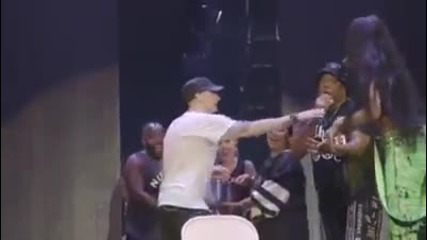 Eminem - Ice Bucket Challenge 24.08.2014