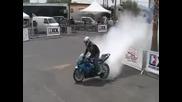 Когато си на мотор и нещата се объркат се случват ужасяващи инциденти