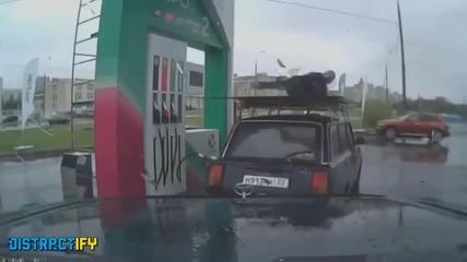 Компилация най-забавните моменти в Русия ... Смях!