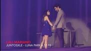 Lali & Mariano - Amor eterno / Nuestro amor ( Esperanza Mia Musical ) + Авторски превод