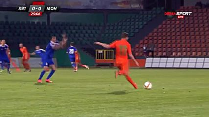 Литекс - Монтана 1:0 /Купа на България, полуфинал/