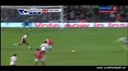 26.12.2010 Манчестър Юнайтед - Съндърланд 2:0 Димитър Бербатов