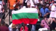 Солидна българска подкрепа за Григор в Индиън Уелс