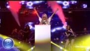 Теди Александрова - Чалга пеперудки, live 2016