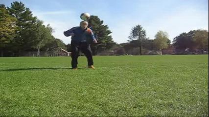 Да научим Freestyle Football ep8