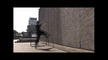 Learn Freerunning and Parkour - Tic Tac
