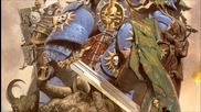 Warhammer 40k - inquisition tribute