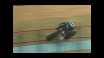 Британка спечели титлата в спринта на световното първенство на писта