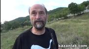 Спас Мавров за металното съоръжение в близост до Крънската бара