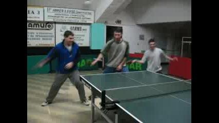 Тенис На Маса - Интересно