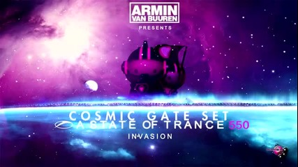 A State Of Trance 550 - Cosmic Gate - Miami-(25.03.2012)