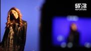 Албена Танева е готова с дебютното парче
