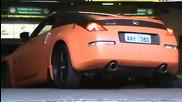 Nissan 350z Laranja ( Orange )