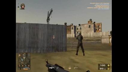 Battlefield Play4free Episode 1: Assault class on map Oman
