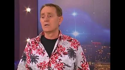 Kemal Malovcic - Pitao sam je bil se udala - Peja Show - (TvDmSat 2011)