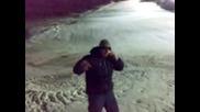 Нощно Каране На Сноуборд