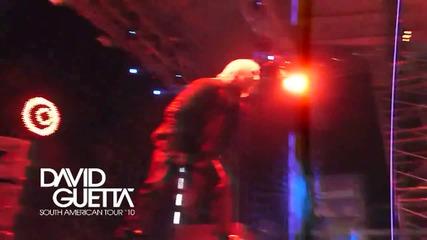 David Guetta - South American Tour 10 [hq]