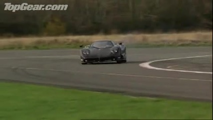 Bugatti Veyron vs Pagani Zonda Roadster