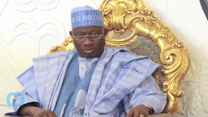 Nigeria's Jonathan Swears in Eight New Ministers Before Poll