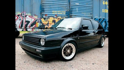 Volkswagen Golf Mk2 снимки