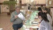 Russia: Moscow residents vote on 2nd day of State Duma elections