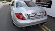 Mercedes Cl500 W216 Amg Cl63 Exhaust