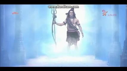 Първата среща на Шива и Сати