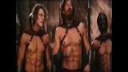 Спартанци Vs. Персиици 2(пародия)