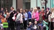 UK: Unionist 'Orangemen' kick-off marching season, rising tensions