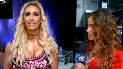 Carmella explains her decision to help Charlotte Flair: WWE.com Exclusive, Sept. 17, 2019