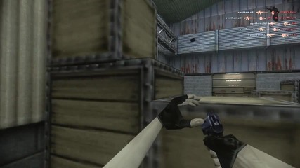 Counter - Strike : Furror 5hs Spraydown