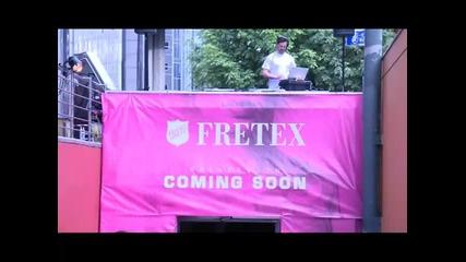 Salvation Army - Fretex surprise Catwalk