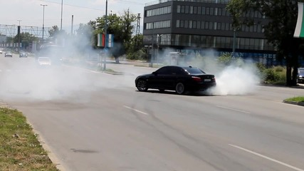 Bulgarian E60 M5 by Zender motorsport (part2)