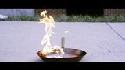 Загасяне на огън със звук