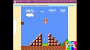 Let's play with masteres-super mario