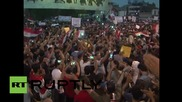 Iraq: Thousands protest living conditions, govt corruption in Baghdad